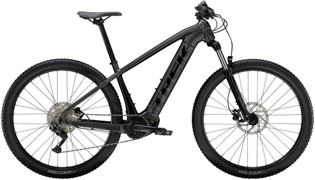 E-Bike Trek PowerFly 4 625Wh lithium grey trek black