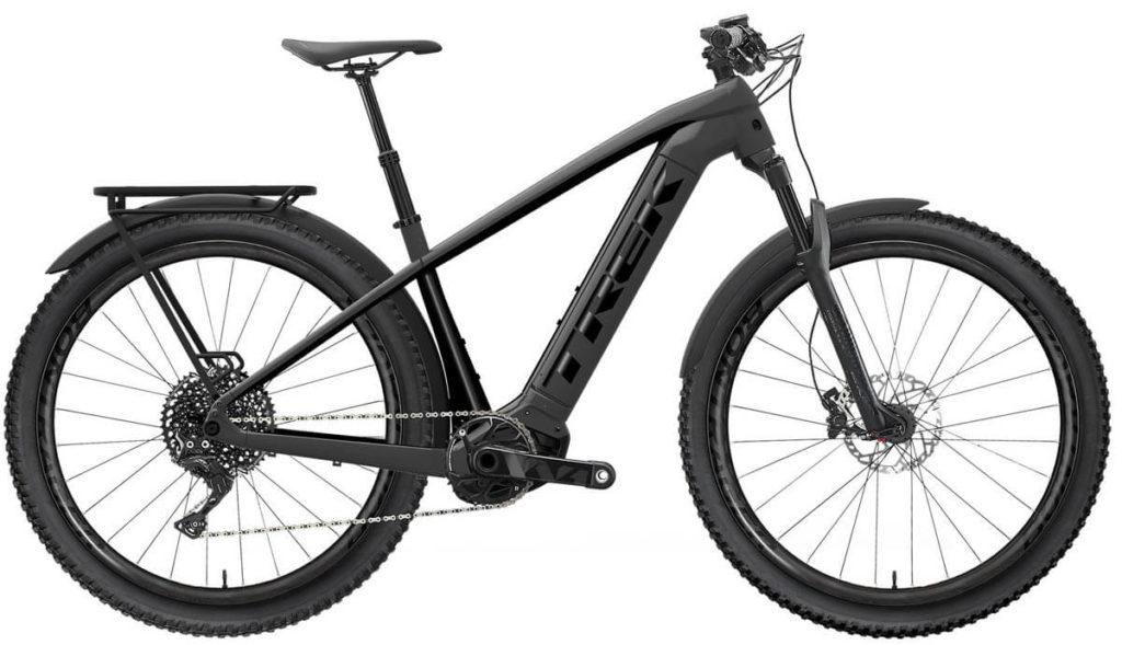 E-Bike Trek PowerFly 4 equipped