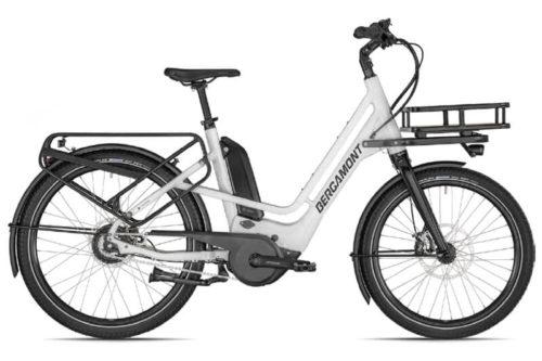Bergamont E-Bike E-Cargoville Bakery 2021