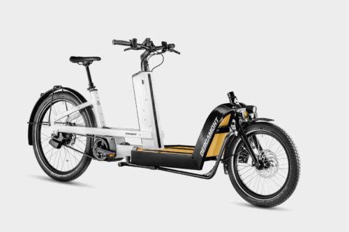 Bergamont E-Bike E-Cargoville LJ 50 2021