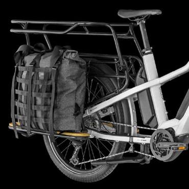 Gepäckträgertaschen für das Bergamont E-Cargoville LT 2021