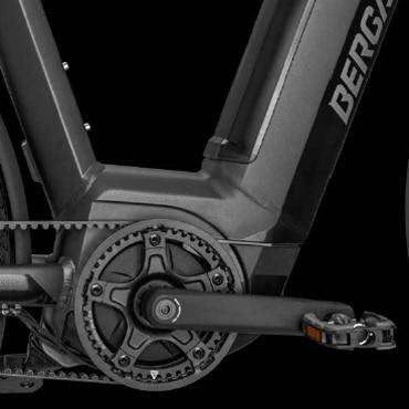 Neuer Durchstieg am E-Bike Bergamont E-Horizon Wave 2021