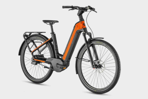 E-Bike Bergamont E-Ville Pro Belt Premium 2021
