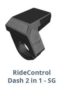 Display RideControl Dash 2in1 Smart Gateway