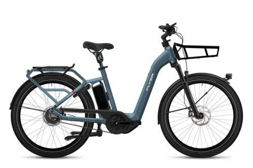 Flyer E-Bike Gotour3 2021 Comfort Pigeonblue Gloss