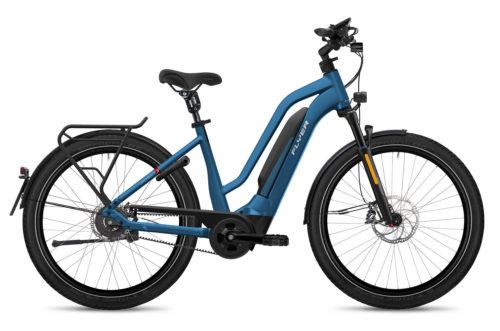 Flyer E-Bike Upstreet3 2021 Comfort HS Jeansblue