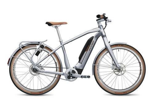 Flyer E-Bike Upstreet5 2021 Anniversary Edition Gents Radiantsilver