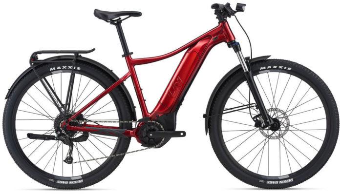 Liv E-Bike Tempt E+ Ex 2021