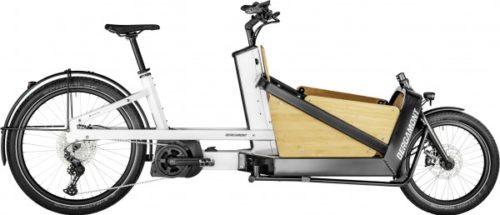 Bergamont E-Bike E-Cargoville LJ Edition 2021