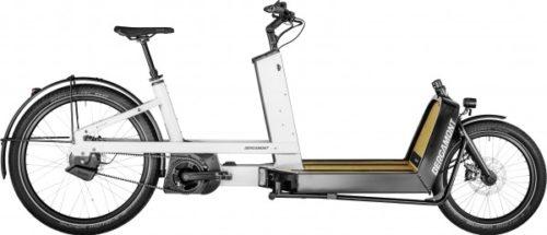 Bergamont E-Bike E-Cargoville LJ Expert 2021