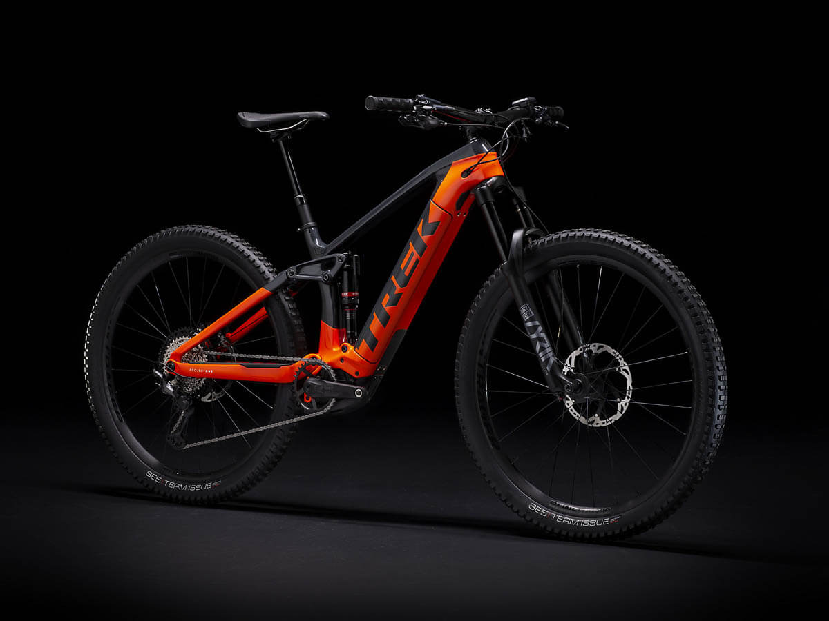 E-Bike Trek Rail and Trek Powerfly 2021