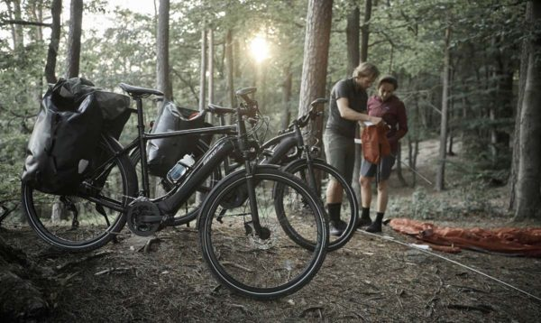 E-Bike Giant Explore E+ 2021