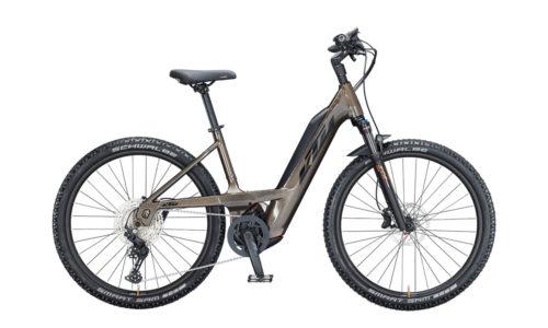 KTM E-Bike Macina Aera 271 2021 oak black