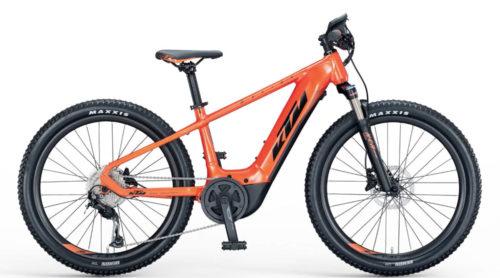 E-Bike KTM Macina Mini Me 24 2021