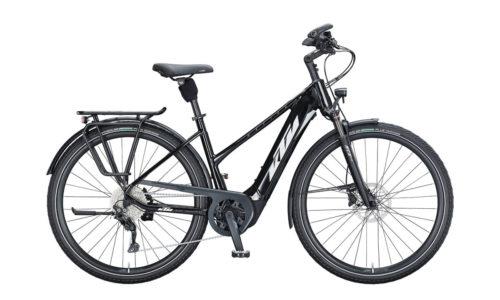 E-Bike KTM Macina Tour CX 610 2021 Women metallic black