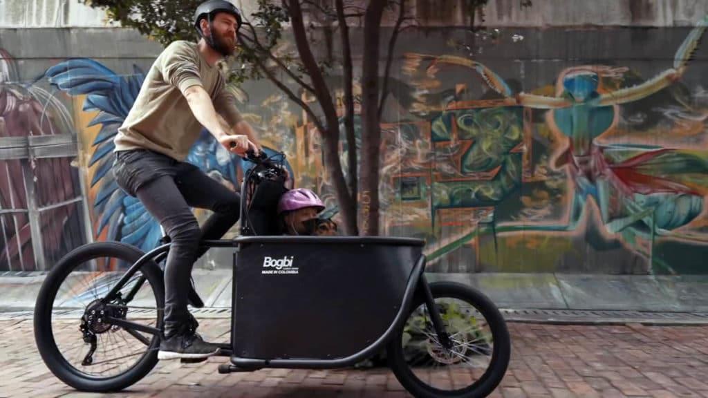 E-bike Bogbi from Colombia