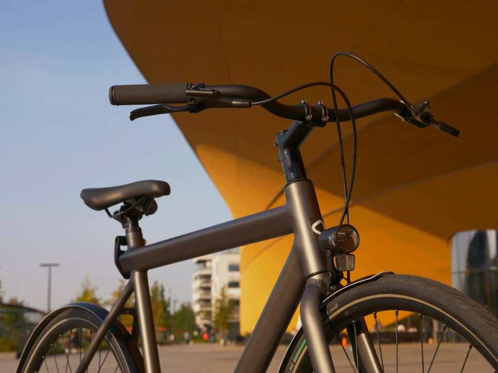 E-bike Equal in front view
