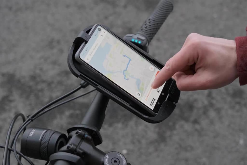 Navigate easily with the Revonte drive app