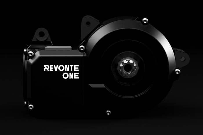 Revonte ONE motor for e-bikes