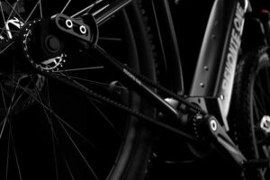 Revonte ONE adaptable for e-bikes with belt drive
