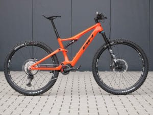 E-bike iLynx Race Carbon from BH Bikes for 2021