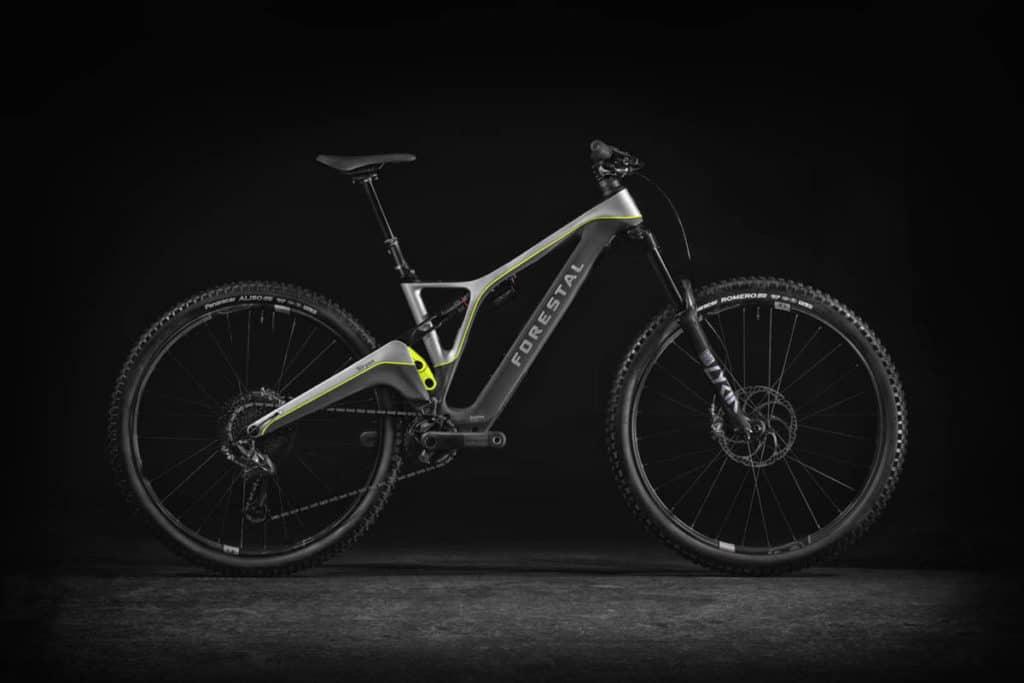 E-bike Forestal Siryon