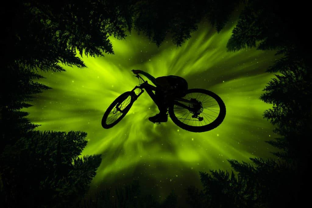 Enduro e-MTB Forestal Siryon