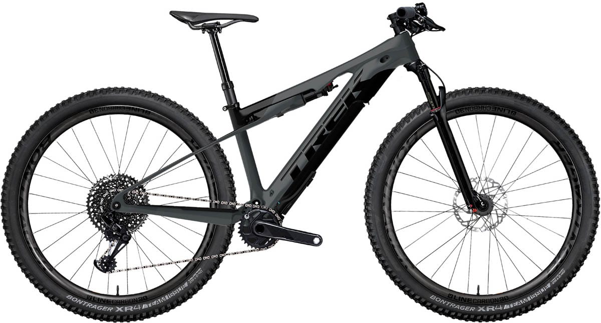 E-bike Trek E-Caliber 9.6 2021