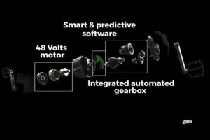 Design of the Smart e-bike drive from Valeo