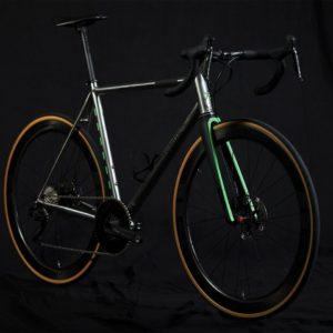 Gravel bike from Jaegher with Classified Powershift gear hub