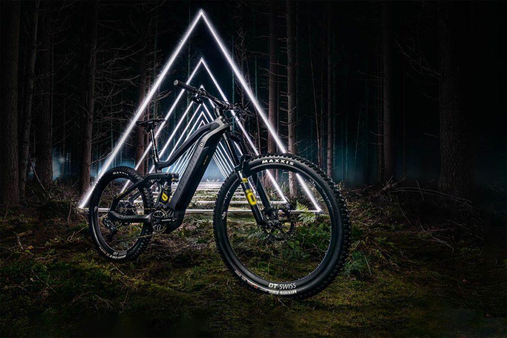 E-bike Haibike Allmtn SE 2021