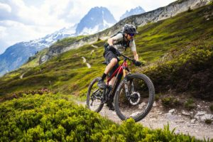 Magic Tour mode for e-MTB from Moustache with Bosch Performance CX motor