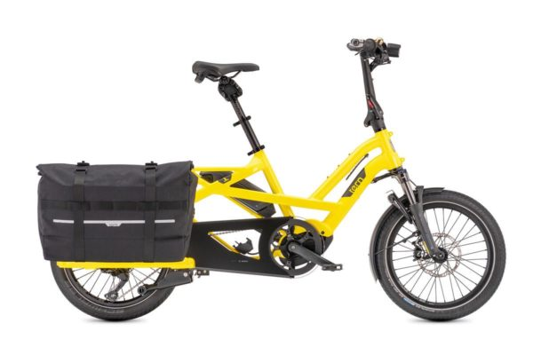 Cargo Hold 52 Panniers for the Tern GSD e-cargo bike