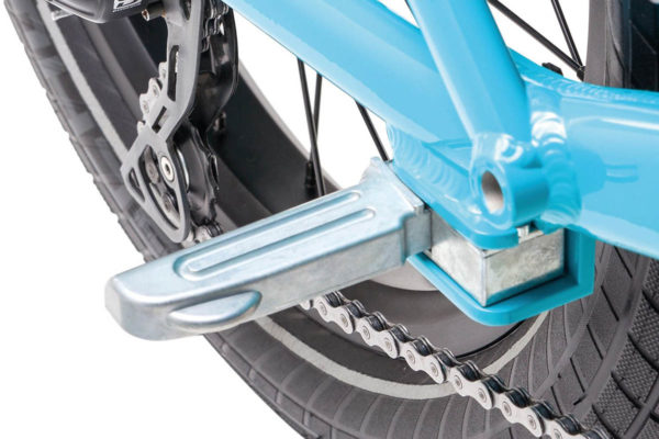 Sidekick Foot Pegs for the Tern GSD e-cargo bike