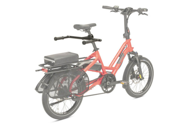 Handlebar Sidekick Joyride Bars for the Tern GSD e-cargo bike
