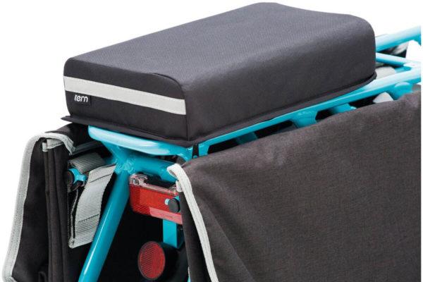 Sidekick Seatpad for the Tern GSD e-cargo bike