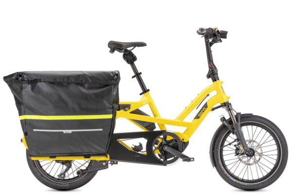 Storm Box soft top for the Tern GSD cargo e-bike