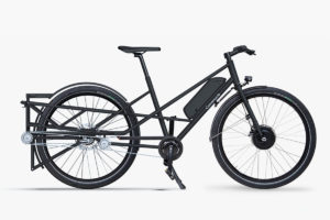 E-cargo bike Convercycle Electric