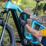 Panasonic GX Ultimate Pro Fit drive system on Flyer ebikes
