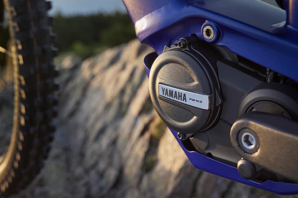 Yamaha PW-X3 motor for ebikes