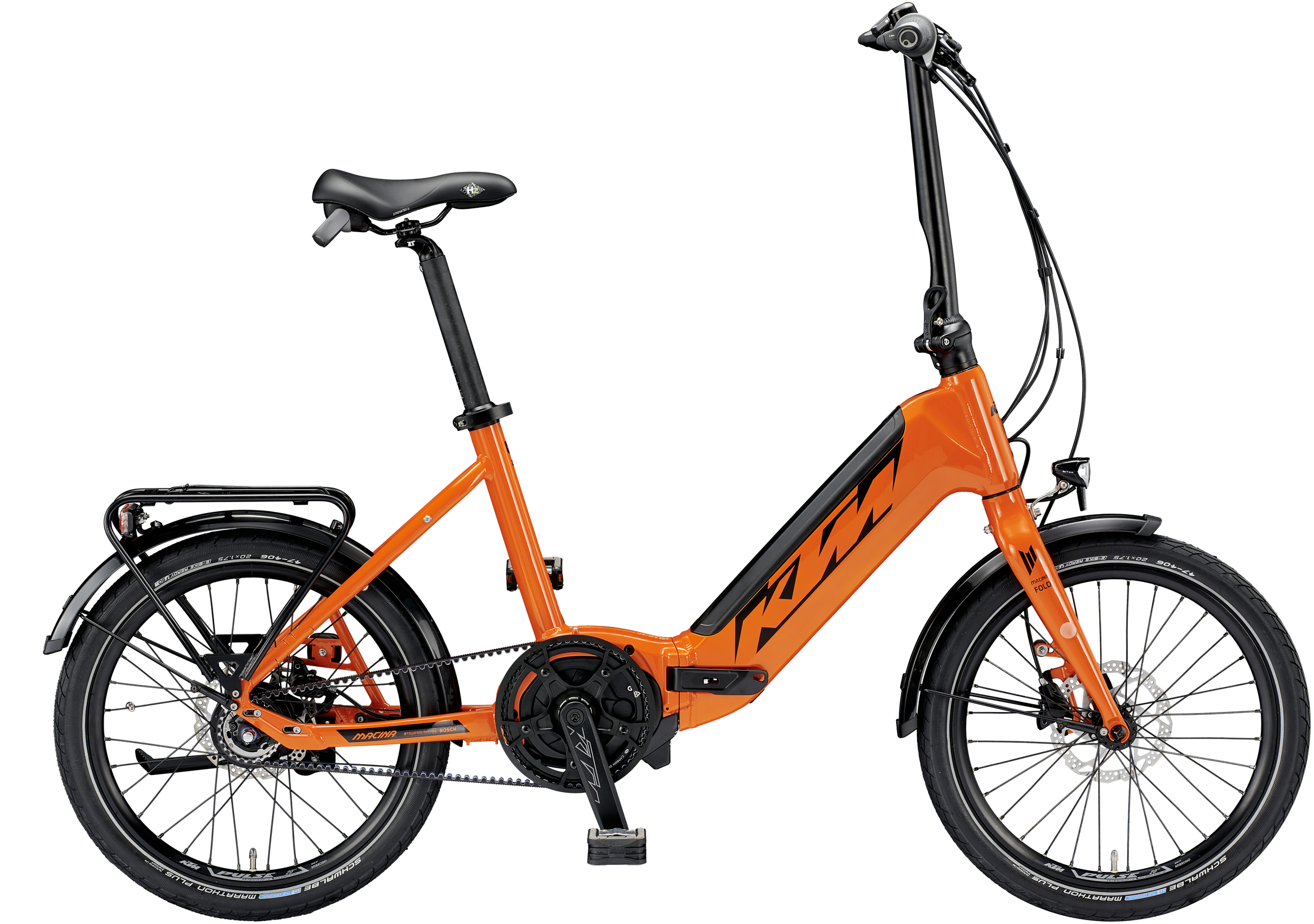 Compact & Folding E-Bikes
