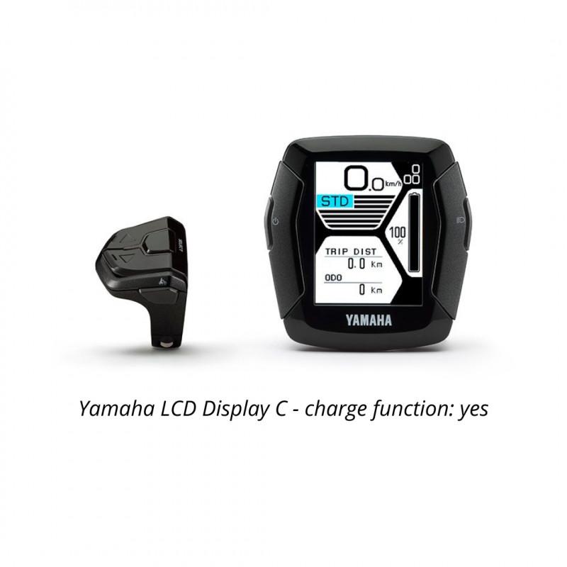 Yamaha LCD Display C