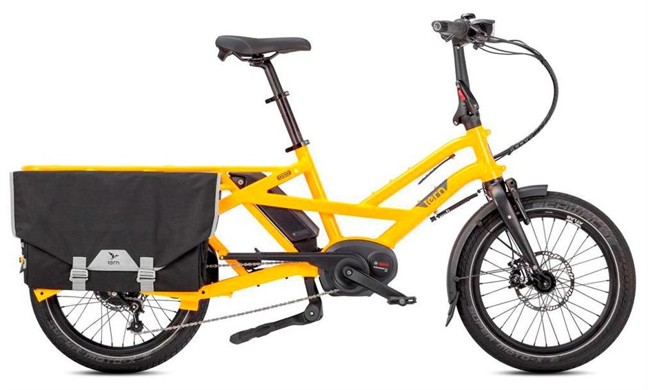 Cargo E-Bikes