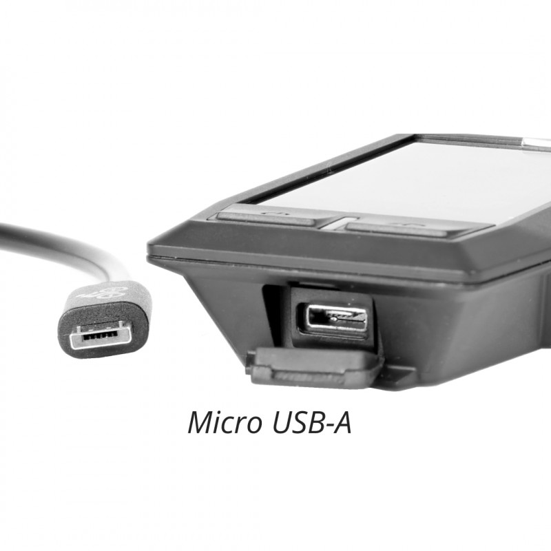 Micro USB-A Port Bosch Display