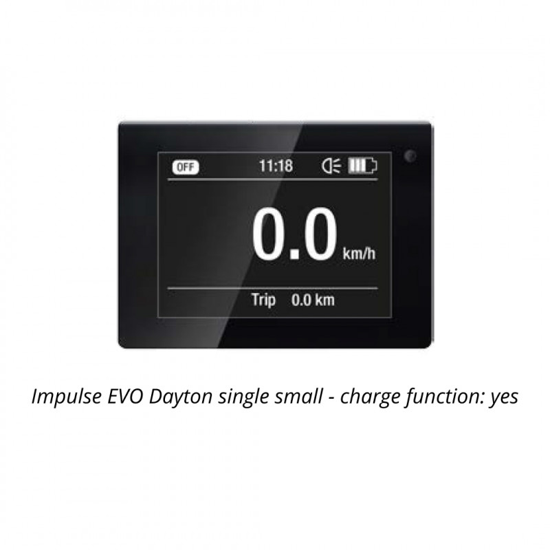 Impulse EVO Dayton single small Display
