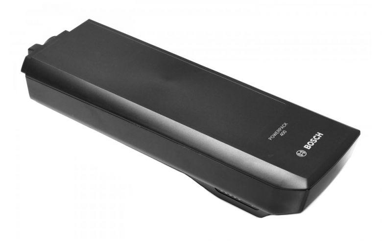 Bosch PowerPack 300 / 400 rack battery black