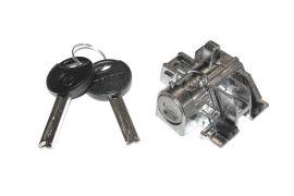 Trelock locking cylinder for Bosch frame battery