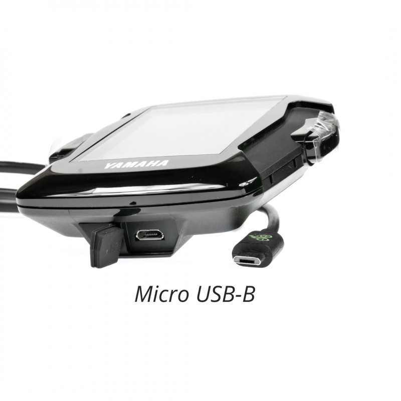 Micro USB-B Port