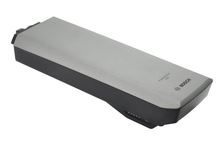 Bosch E-Bike Luggage Rack Accumulator & Battery PowerPack 500 - Active