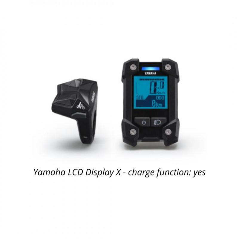 Yamaha LCD Display X